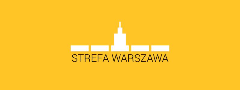 STREFA WARSZAWA – identyfikacja wizualna