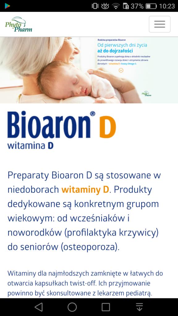 bioaron