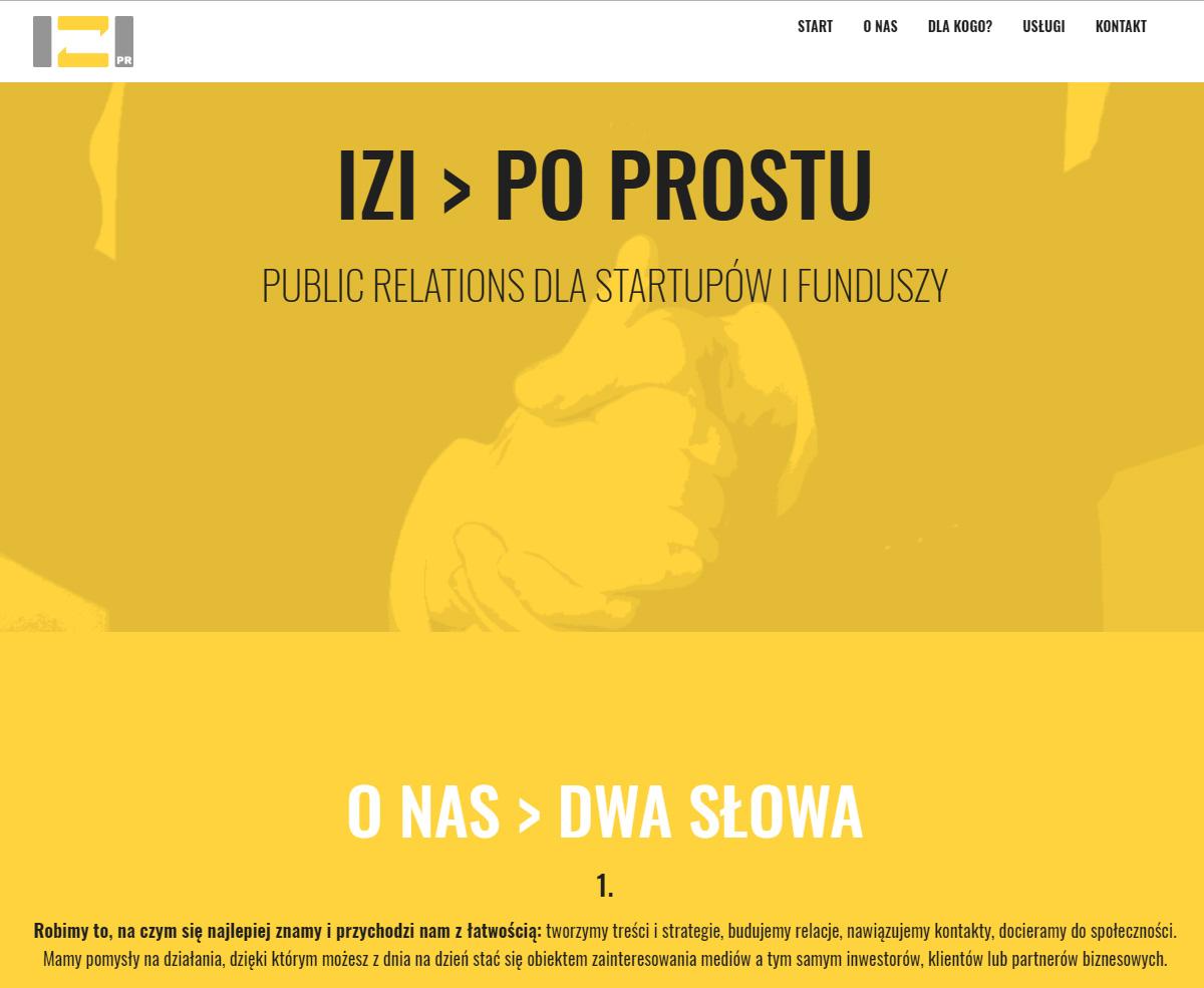 IZI PR